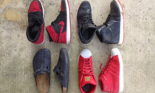 Sneaker Rotation | JBF Customs