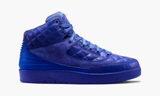 A Closer Look at the Just Don x Air Jordan 2 Retro