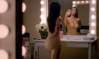 Kim Kardashian Parodies Herself in T-Mobile Super Bowl Commercial