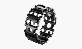 Leatherman's New Tread Bracelet Puts 25 Tools on Your Wrist