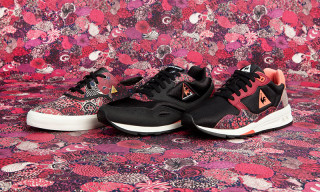 "Liberty Art Fabrics x Le Coq Sportif 2015 ""Midnight"" Pack"