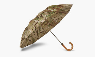 London Undercover Camouflage Umbrella