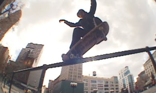 Watch Lurk NYC's 'Strangers' Skate Film