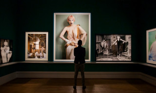 """A Look Inside Mario Testino's """"In Your Face"""" Exhibition"""