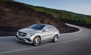 "Mercedes-AMG GLE 63 ""S"" Coupe"