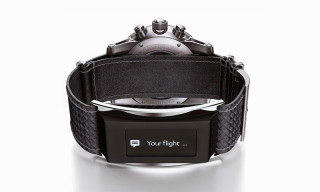 The Montblanc Timewalker Urban Speed e-Strap