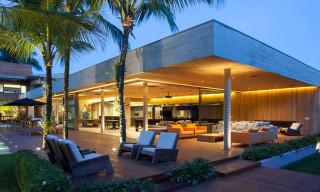 MZ House by Basiches Arquitetos Associados