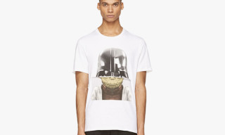 Neil Barrett Darth Yoda Tee