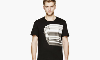 Neil Barrett Spring/Summer 2015 Statue T-Shirt Collection