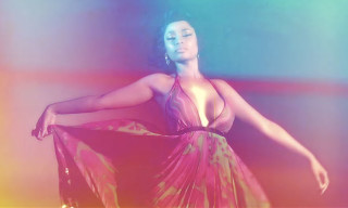 Watch Nicki Minaj in Roberto Cavalli's Spring/Summer 2015 Campaign Video