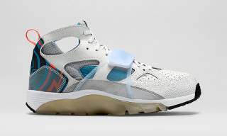"Nike Air Trainer Huarache PRM QS ""Super Bowl"""