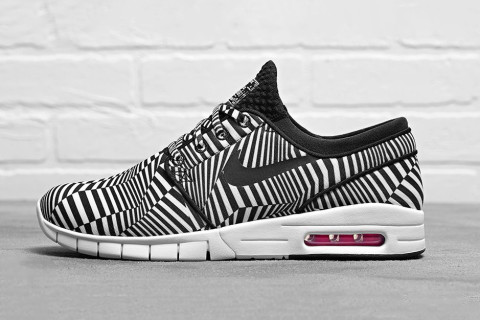 d40f64bfc841 free shipping nike sb stefan janoski max leather sneakers 814a7 18db8   wholesale continuing to push their dazzle collection nike sbs latest  offering draws ...