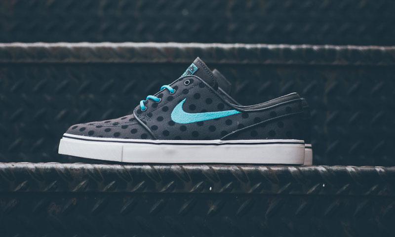 Nike SB Stefan Janoski Premium ??Polka Dot Grey?? Highsnobiety high-quality