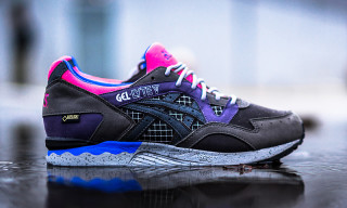 Packer Shoes x ASICS GEL-Lyte V GORE-TEX