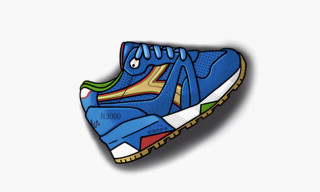 "Packer Shoes x Diadora N.9000 ""Azzuri"" Teaser Video"