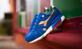 "Packer Shoes x Diadora N.9000 ""Azzurri"""
