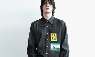 Raf Simons Spring/Summer 2015 Campaign