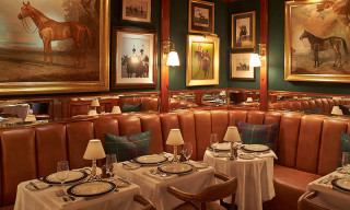 Take a Look Inside Ralph Lauren's First NYC Restaurant, the Polo Bar