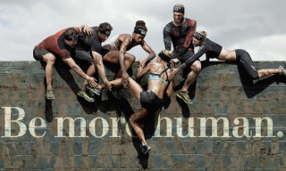 "Reebok Launches ""Be More Human"" Campaign"