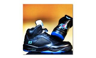 "RiFF RAFF x Air Jordan 5 ""Neon Icon"" Passes $1M on eBay"