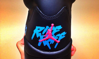 RiFF RAFF Announces Collaboration with Jordan Brand