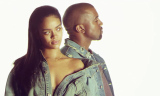 "Watch the Behind the Scenes Video of Rihanna's ""FourFiveSeconds"" ft. Kanye West & Paul McCartney"