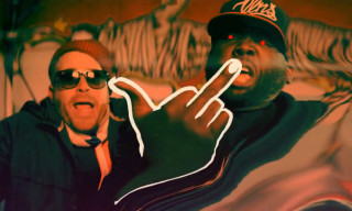 "Watch the Official Music Video for Run the Jewels' ""Lie, Cheat, Steal"""