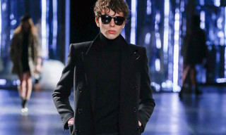 Saint Laurent Fall 2015 Collection
