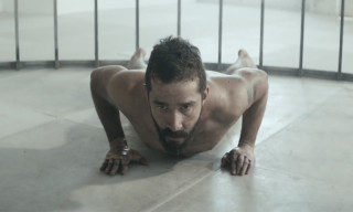 "Watch the Official Music Video for Sia's ""Elastic Heart"" starring Shia LaBeouf"