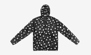 Stampd Drops Polka Dot-Adorned Windbreakers