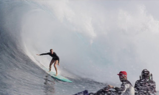 "Watch the Awe-Inspiring Surf Video ""Bending Jaws"""