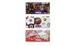 Takashi Murakami x Frisk Mints