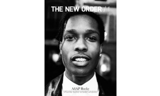 'THE NEW ORDER' Vol. 12 featuring A$AP Rocky, Virgil Abloh and More