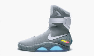 Tinker Hatfield Talks Release of the Nike MAG 2015 with Power Laces