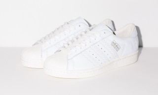 Undefeated x adidas Consortium 10th Anniversary Superstar