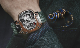 "Urwerk UR-110 ""Eastwood"" Watch"