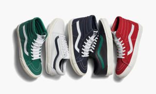 Vans Classics Spring 2015 Sk8-Hi Reissue & Old Skool Vintage Colorways