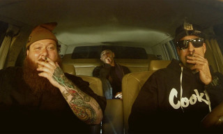 Watch B-Real, Action Bronson & The Alchemist Hotbox a Car