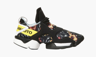 "Y-3 Spring/Summer 2015 ""Floral"" Footwear Collection"
