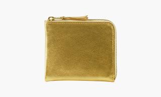 """COMME des GARÇONS """"Gold & Silver"""" Wallets"""