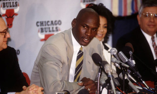 #HSTBT | The Conspiracy Around Michael Jordan's First Retirement