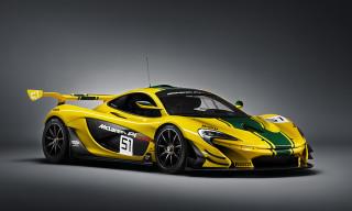 McLaren Unveils 1000HP P1 GT-R