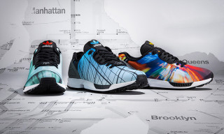 "adidas Originals 2015 ZX Flux Decon ""NYC"" Pack"
