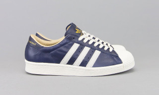 "adidas Originals x S/DOUBLE Superstar 80 ""Night Indigo/Dark Marine"""