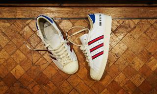 adidas Consortium Superstar 10th Anniversary – D-Mop & Footpatrol