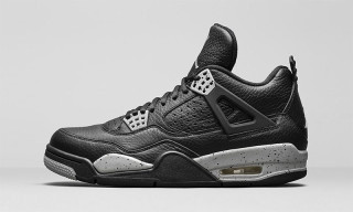 "Air Jordan 4 Retro ""Oreo"" (Tech Grey)"