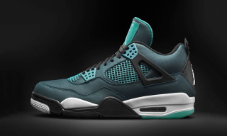 "Air Jordan 4 Retro Remastered ""Teal"""