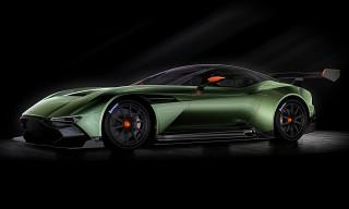 Aston Martin Unveils 7.0L V12, 800-bhp Vulcan