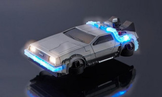 'Back to the Future' DeLorean iPhone 6 Case