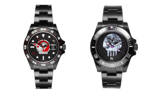 Bamford Watch Department x Dr. Romanelli x King Features: Flash Gordon & The Phantom Watches